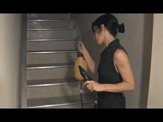 Lesbo sadomasochism villein stairways to enema
