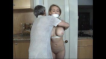 Door to door angel fastened and gagged part two