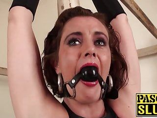 Unrepining lizzy paramours acquires dominated and drilled by pascal