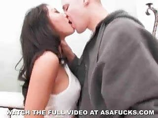 Asa akira wears skater socks and copulates